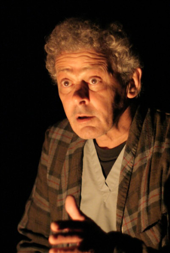 """Robbie O'Neill in """"Chapel Arm"""" 2008 Mainstage by Step Taylor (photo: Stephen Moss)"""