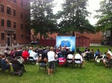 2013 Street Theatre Performance (photo: Taylor Sinstadt)
